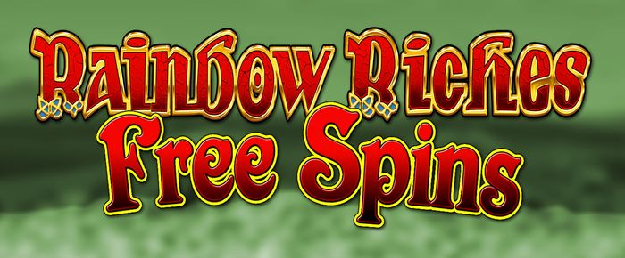 rainbow riches free spins slot games