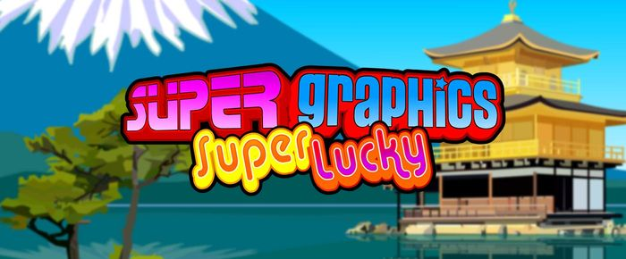 Super Graphics Super Lucky