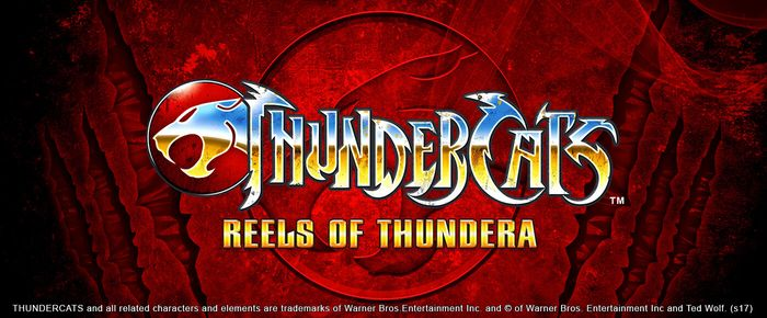 Thundercats: Reels of Thundera slot