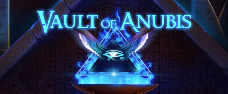 Vault Of Anubis online slot uk