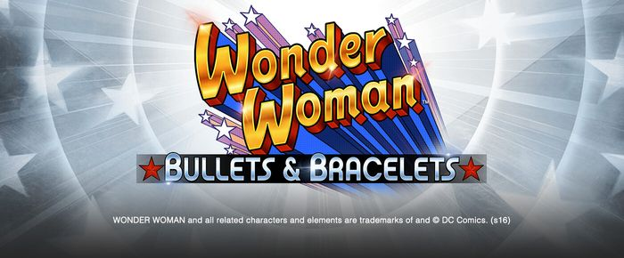 Wonder Woman: Bullets and Bracelets