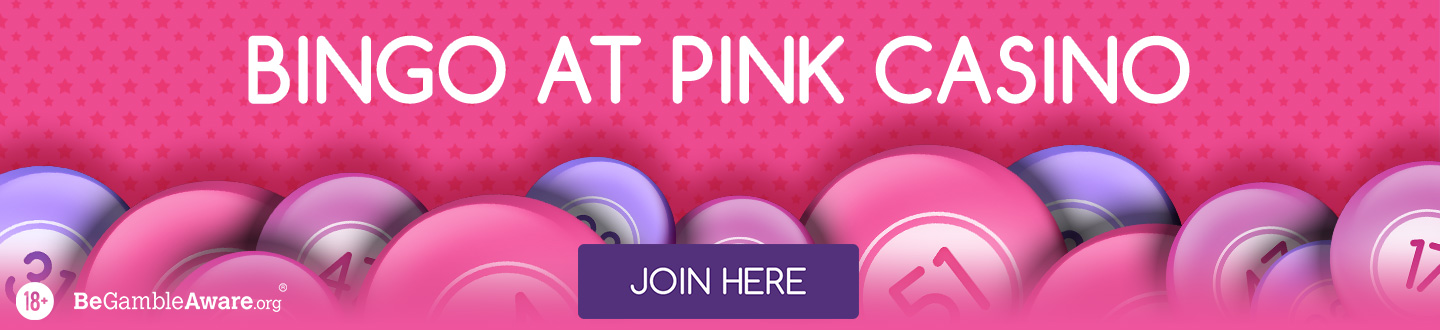 Online Bingo At Pink Casino