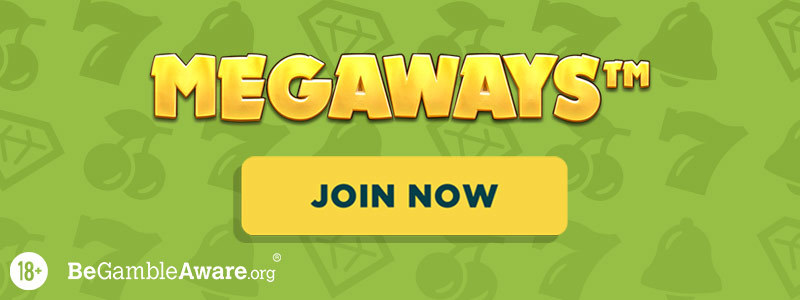 Megaways Slot Banner