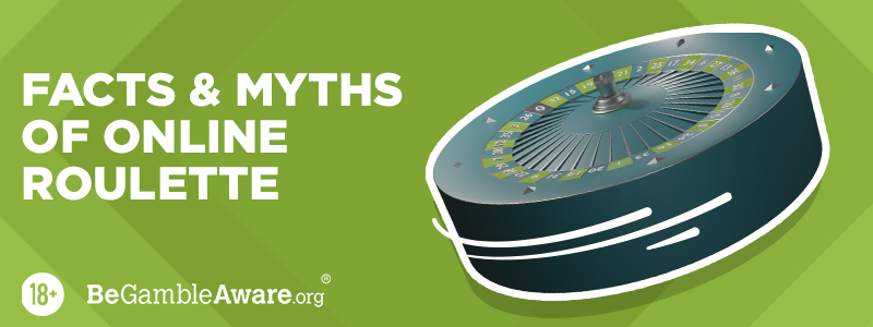 Facts & Myths of Online Roulette