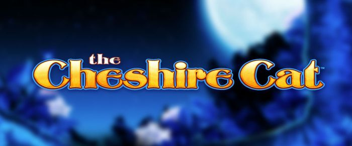 The Cheshire Cat slot game