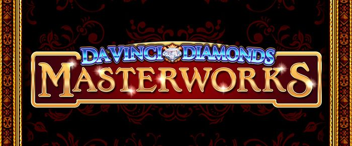 Da Vinci Diamonds Masterworks online slot uk