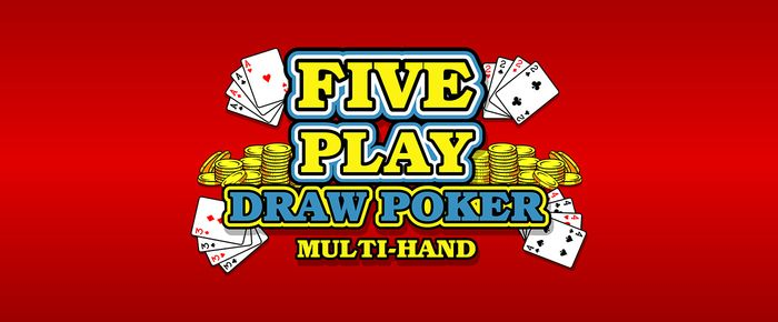 Five Play Draw Poker