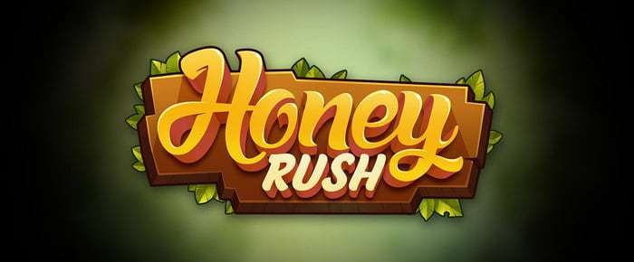Honey Rush online slot uk