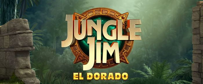 Jungle Jim - El Dorado slot game
