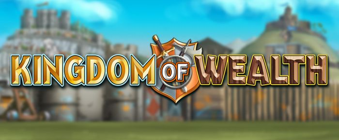 Kingdom of Wealth slot game