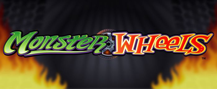 Monster Wheels online slot uk