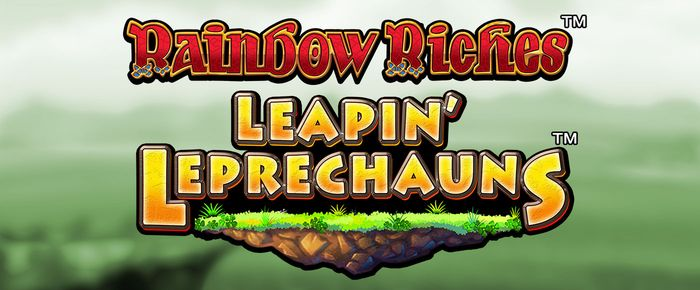 Rainbow Riches Leapin Leprechauns slot games