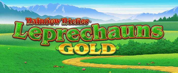 Rainbow Riches Leprechauns Gold slot uk