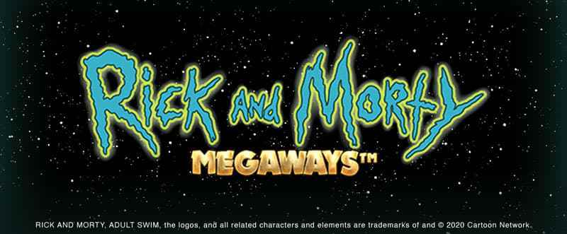 rick and morty megaways casino game