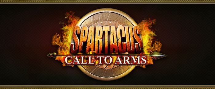 Spartacus Call to Arms online slot uk