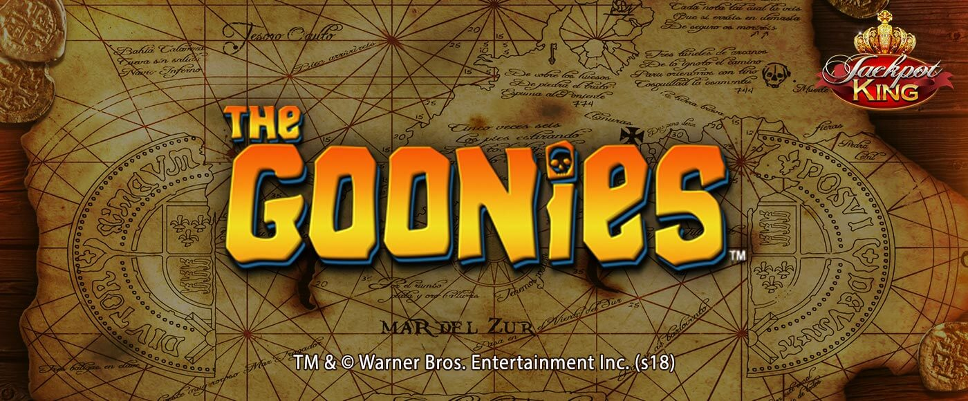 The Goonies Jackpot King online slot uk