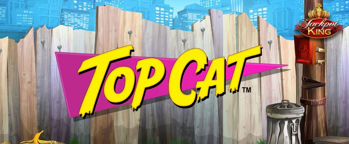 Top Cat Slot Game