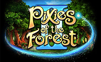Pixies of the forest mobile