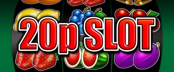 20p Slot online slots UK