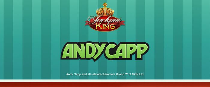 Andy Capp online slots UK