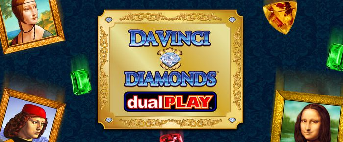 Da Vinci Dual Play online slots UK