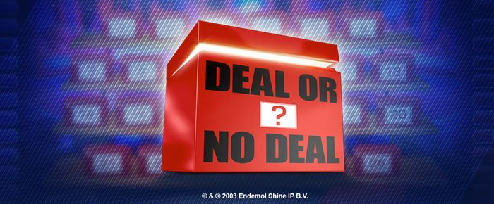 Deal Or No Deal Box Picker