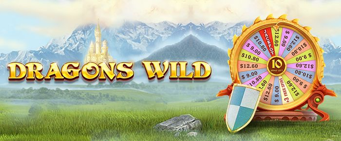 Dragons Wild online slots UK