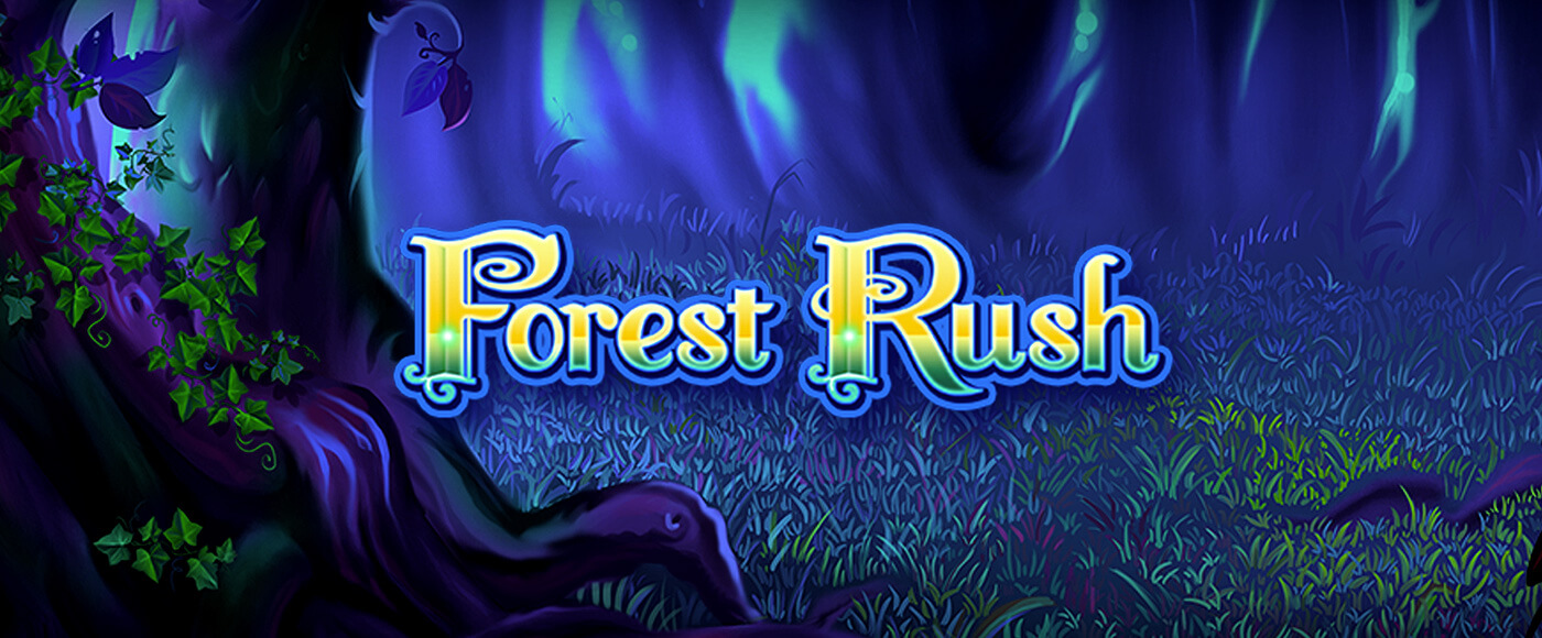 Forest Rush online slot