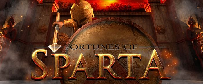 Fortunes Of Sparta online slot uk