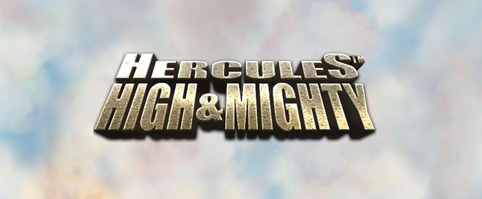 Hercules High and Mighty online slots UK