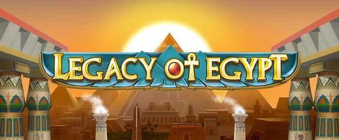 Legacy of Egypt online slots UK