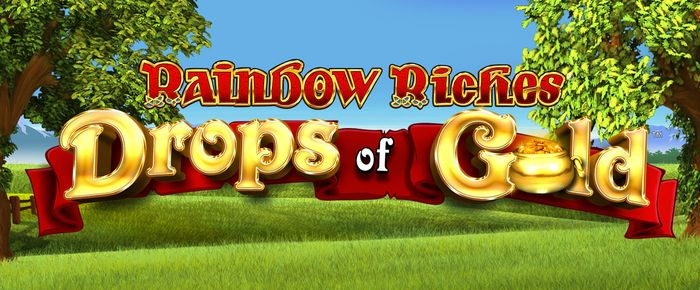 Rainbow Riches Drops of Gold online slots UK