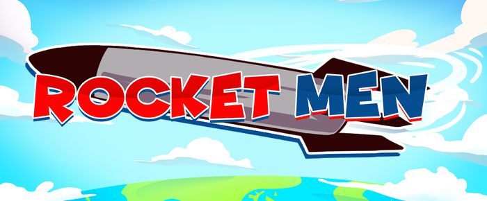 Rocket Men online slots UK