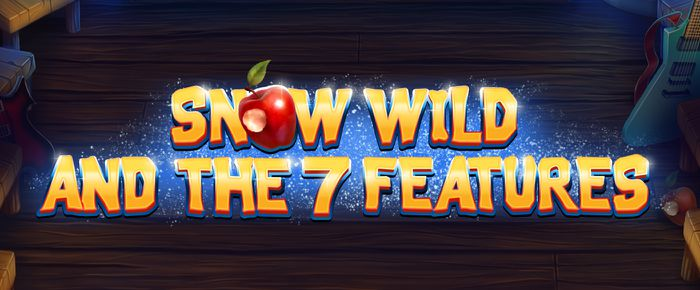 Snow Wild and the 7 Features online slots UK