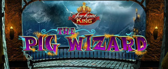 The Pig Wizard online slots UK
