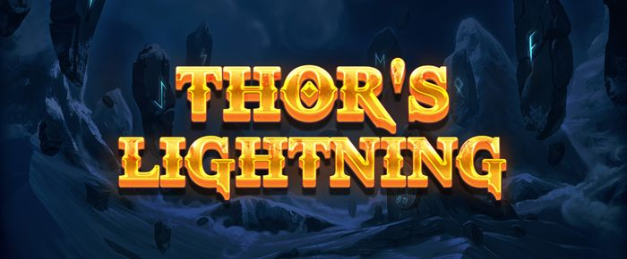 Thors Lightning online slots UK