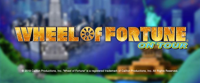 Wheel of Fortune On Tour online slots UK