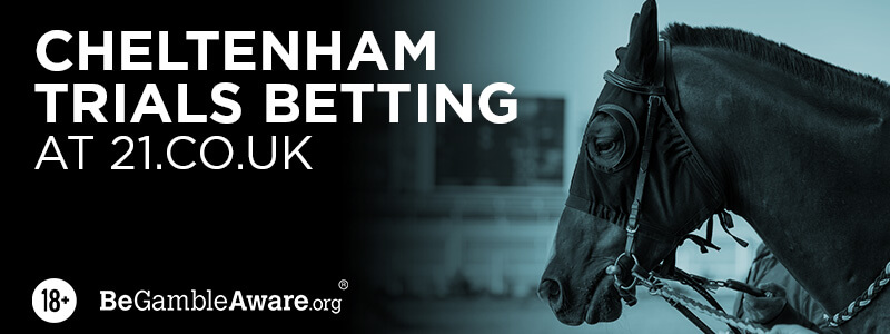 Cheltenham Trials Betting Tips