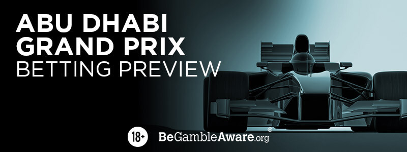 Abu Dhabi Grand Prix - Betting Preview