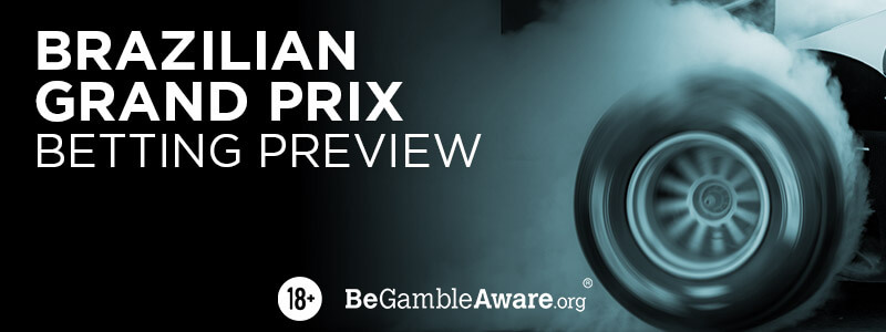 Brazilian Grand Prix - Betting Preview
