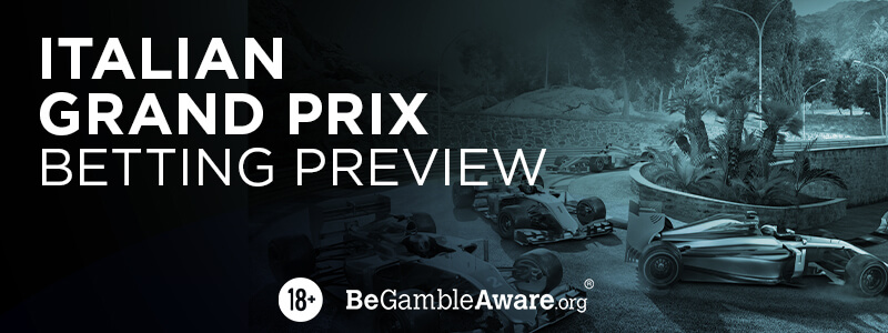 Italian Grand Prix - Betting Preview