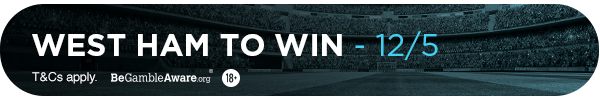 TM's Tip: West Ham to Win (12/5)