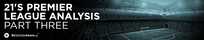 Football Betting Tips - Premier League Analysis - Part Three