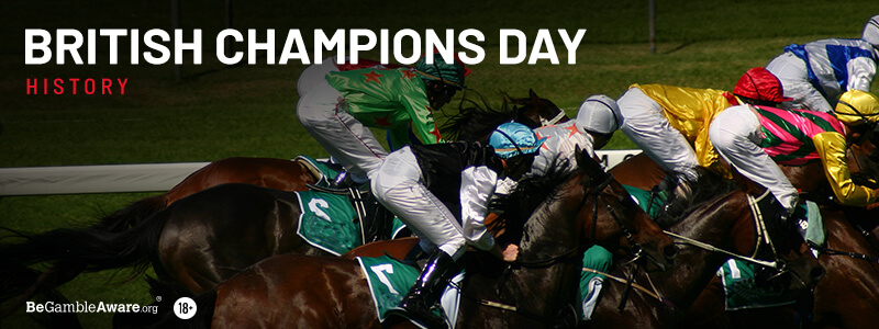 The History of British Champions Day