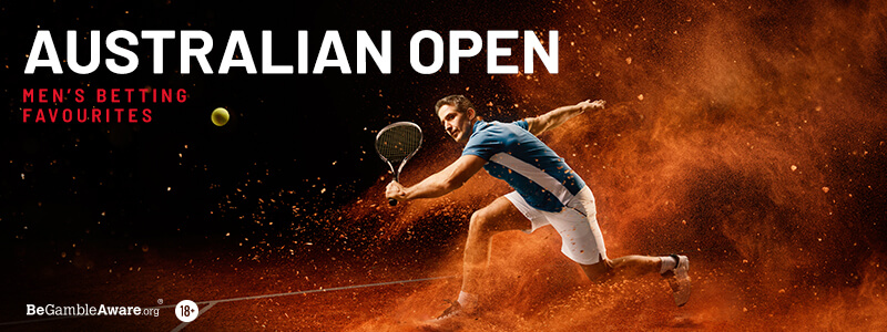 Australian Open Men's Betting Favourites