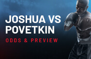 Joshua v Povetkin Betting Preview