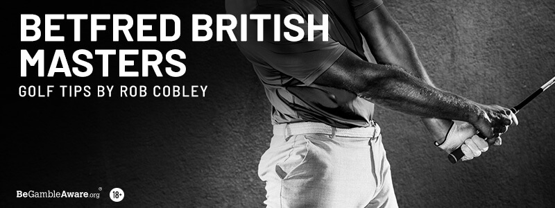 British Masters Betting Tips