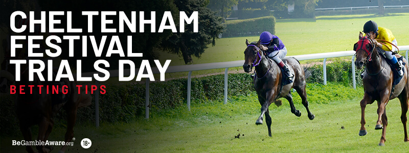 Cheltenham Festival Trials Day Betting Tips