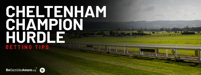 Cheltenham Champion Hurdle Betting Tips