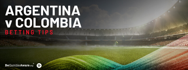 Argentina v Colombia Betting Tips